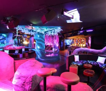 strip club of Barcelona